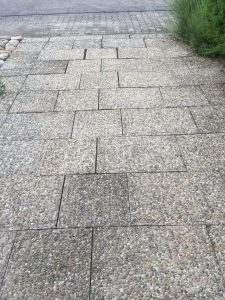 Garageneinfahrt N - Die Steinreiniger